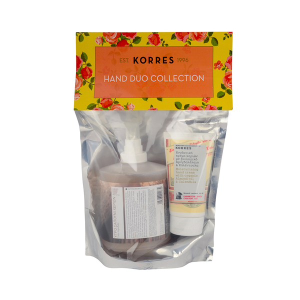 Korres Hand Duo Collection (Worth £20.00)