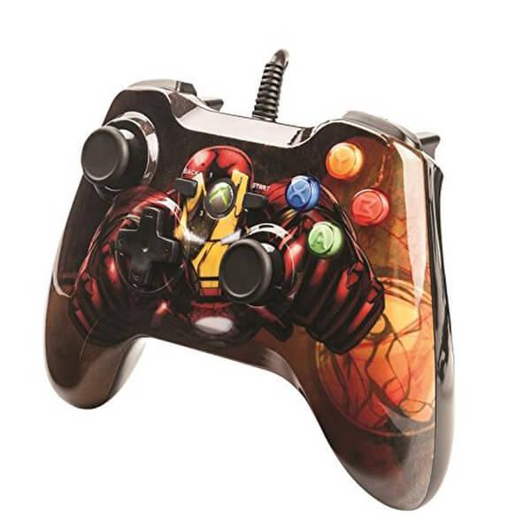 Marvel Avengers Iron Man Xbox 360 Controller Games