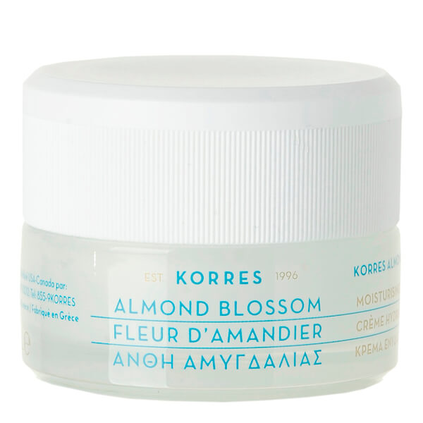 Korres Almond Blossom Moisturising Cream for Oily to Combination Skin 40ml