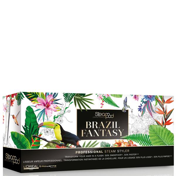 Plancha Steampod L'Oréal Professionnel Brazil Fantasy Edition