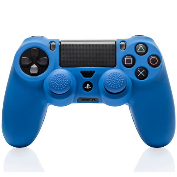 Prif Controller Kit Includes Skin And Thumb Grips Ps4
