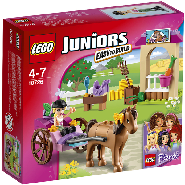 LEGO Juniors: Stephanie's Horse Carriage (10726)