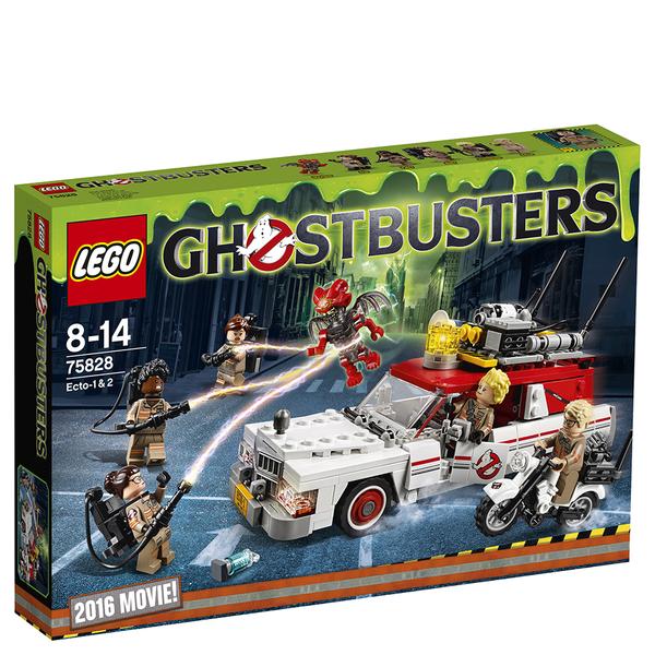 LEGO Ghostbusters: Ecto 1 & 2 (75828)