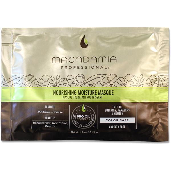 Macadamia Nourishing Moisture Masque 30ml