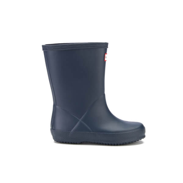 Hunter Toddler's First Classic Wellies - Navy