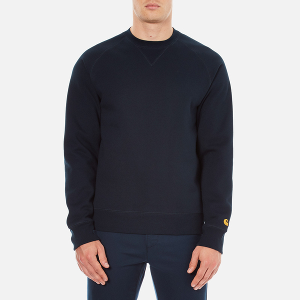 Carhartt Men's Chase Sweatshirt - Navy