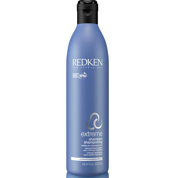 Redken Extreme Shampoo 500ml | Free Shipping | Lookfantastic