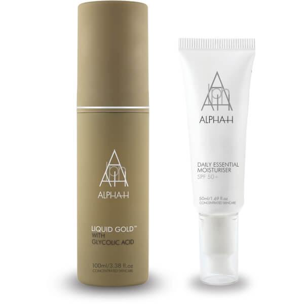 Alpha-H Anti-Ageing Essentials Duo (Worth £62.51)