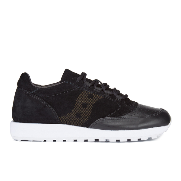 Saucony Men's Premium Jazz Original Lux 35th Anniversary Trainers - Black