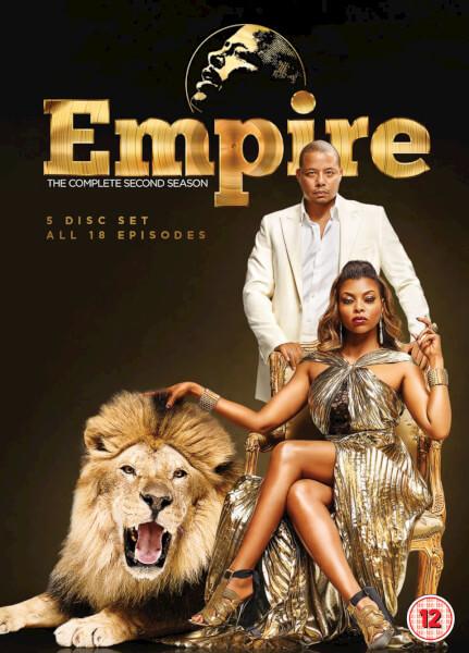 Empire Season 2 Dvd Zavvi