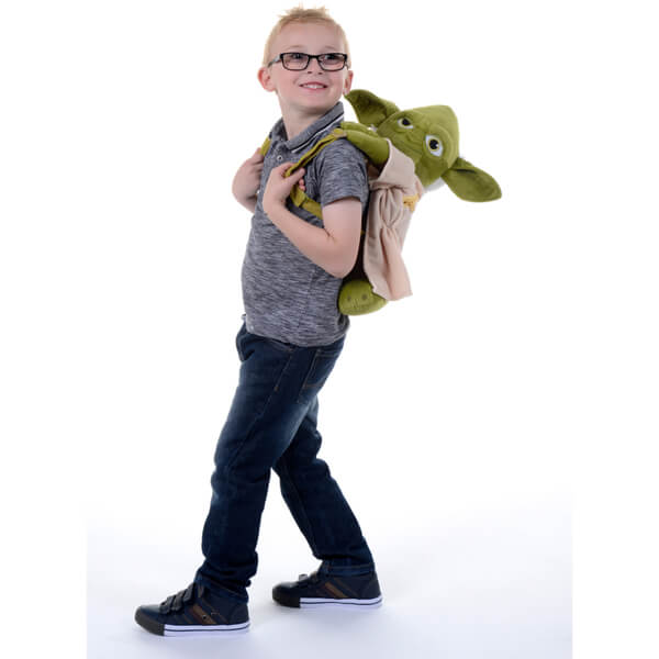 Star Wars Yoda Full Body Backpack