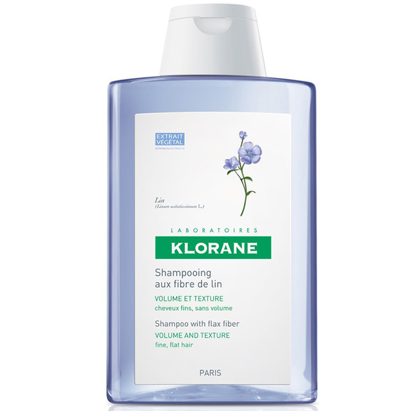 KLORANE Shampoo with Flax Fiber 200ml