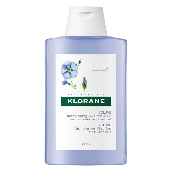 Shampoing KLORANEaux fibres de lin 200 ml