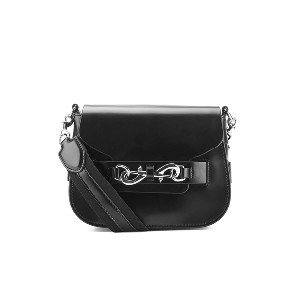 Rebecca Minkoff Women's Florence Saddle Bag - Black
