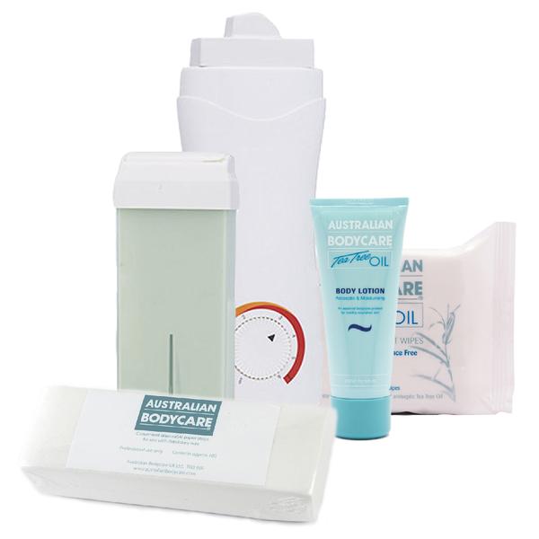 Kit d'épilation à domicile Australia Bodycare