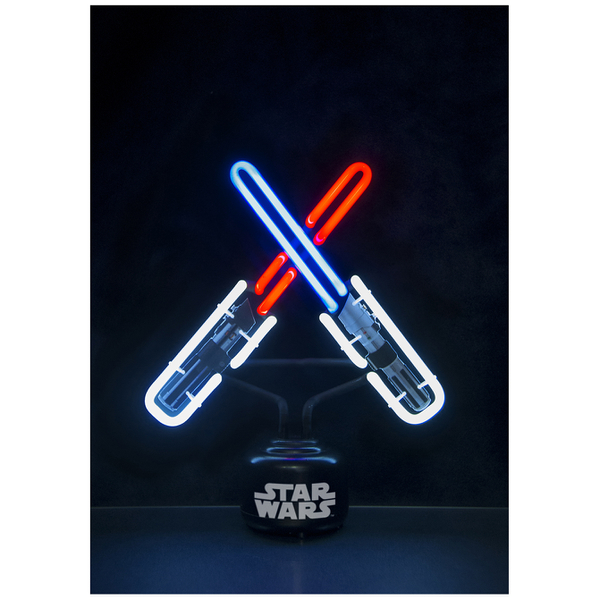 Star Wars Mini Lightsaber Neon Light