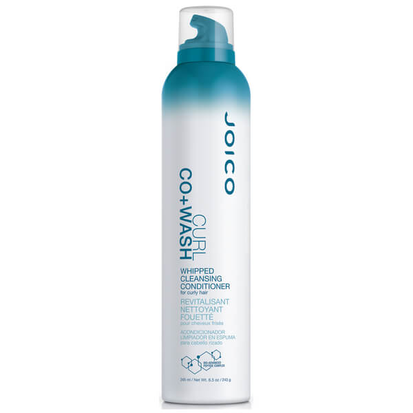 Joico Curl Co+Wash Whipped Cleansing Conditioner for Curly Hair (245ml)