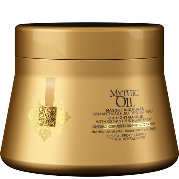 Mascarilla para cabello normal a finoMythic Oil de L'Oréal Professionnel