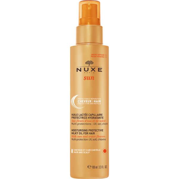 Aceite lácteo After Sun para el cabello de NUXE (100 ml)