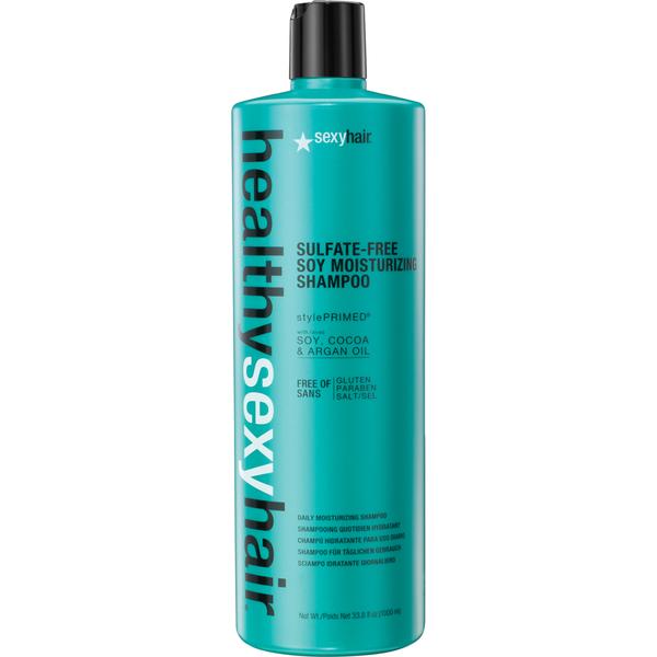 Sexy Hair Healthy Soja Feuchtigkeits-Shampoo 1000 ml