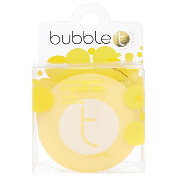 Bubble T Macaroon Lip Balm - Lemongrass & Green Tea