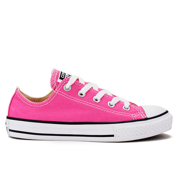 Converse Kids' Chuck Taylor All Star Hi-Top Trainers - Mod Pink