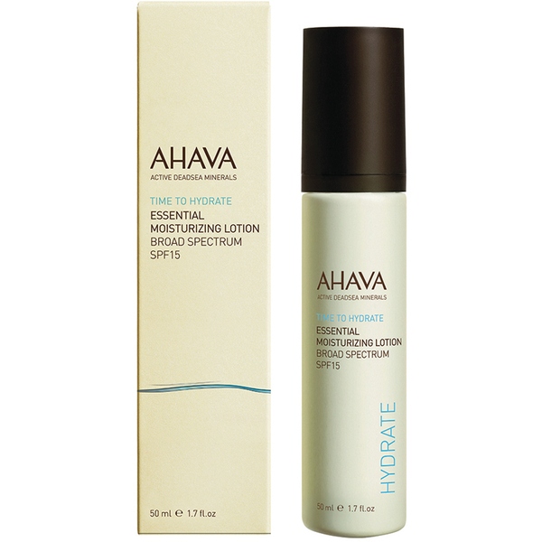 AHAVA Essential Moisturizing Lotion SPF 15