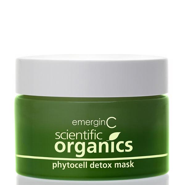 EmerginC Scientific Organics Phytocell Detox Mask