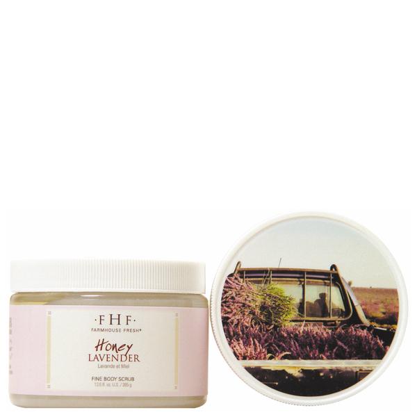 FarmHouse Fresh Honey Lavender Fine Grain Salt Scrub