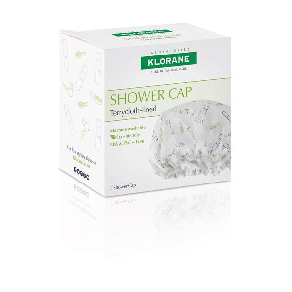 Klorane Shower Cap Terrycloth-Lined