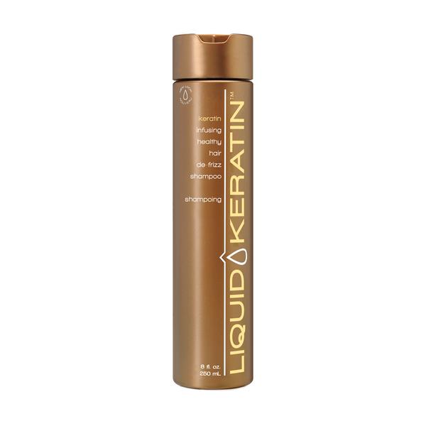 Liquid Keratin Infusing Healthy Hair De-Frizz Shampoo