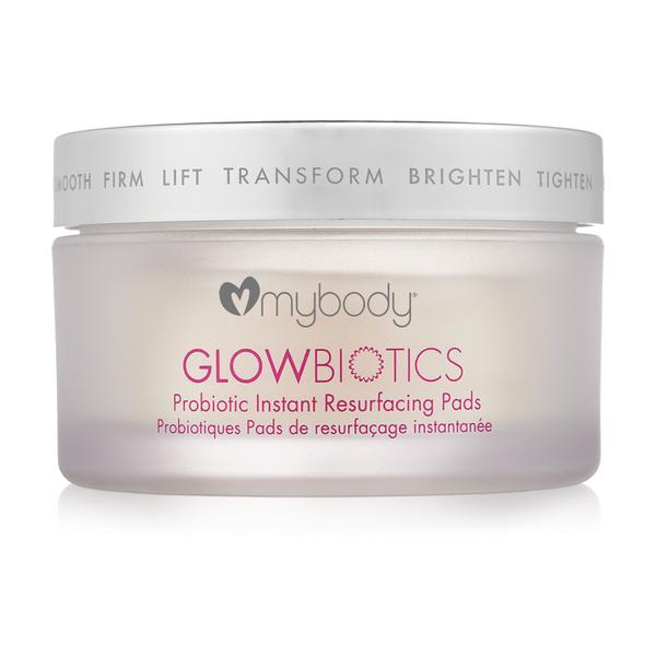 mybody GLOWBIOTICS Probiotic Instant Resurfacing Pads