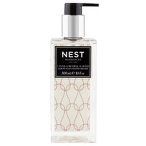 NEST Fragrances Liquid Hand Soap - Vanilla Orchid and Almond