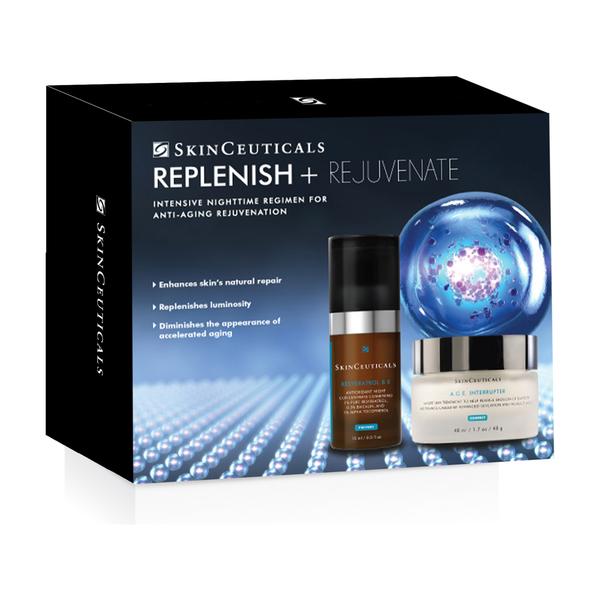 SkinCeuticals Replenish and Rejuvenate Set