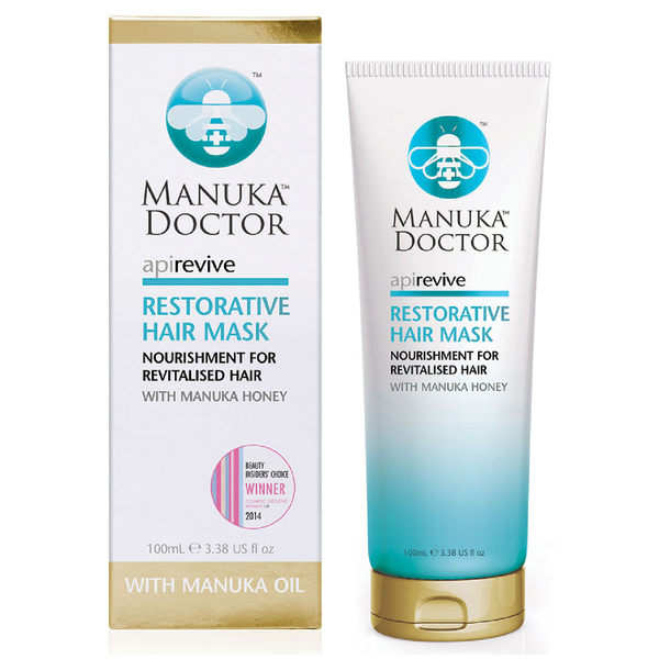Manuka Doctor ApiRevive Restorative Hair Mask 100ml