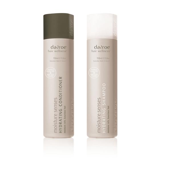 Davroe Moisture Senses Shampoo and Conditioner