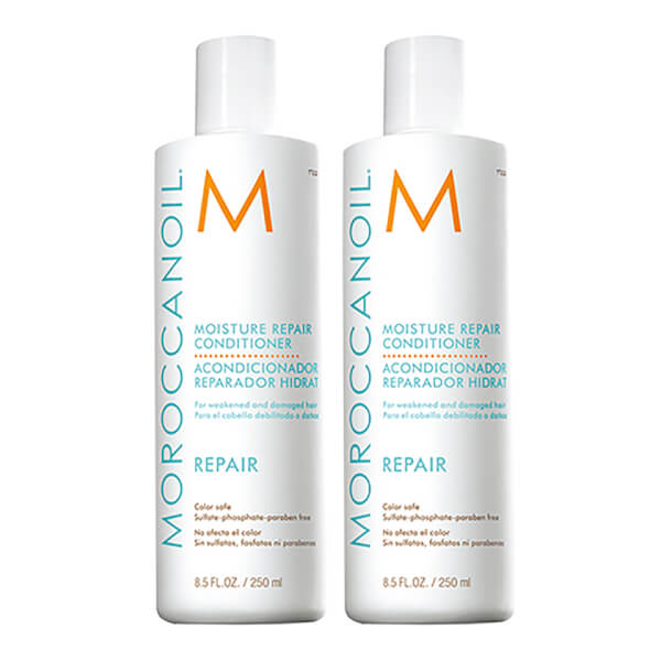 2x Moroccanoil Moisture Repair Conditioner