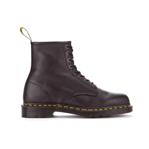 Dr. Martens Men's 1460 Carpathian Leather 8-Eye Boots - Black