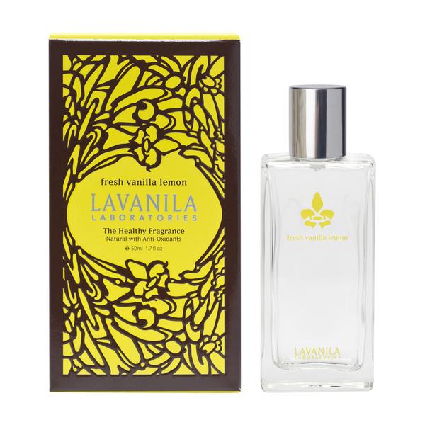 LaVanila The Healthy Fragrance Fresh Vanilla Lemon