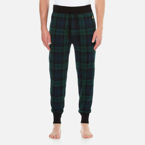 Polo Ralph Lauren Men's Lounge Pants - Black Watch