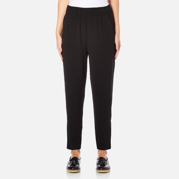 Ganni Women's Clark Pants - Black