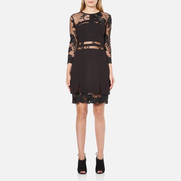 Three Floor Women's Parallel Dress - Black