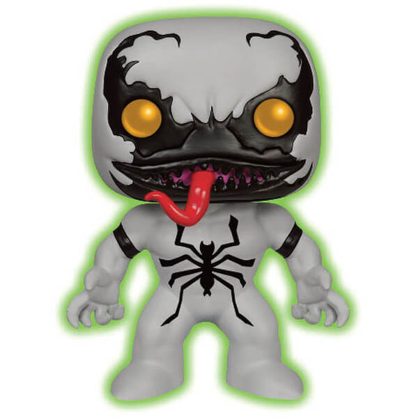 Marvel Spider Man Anti Venom Pop Vinyl Bobblehead Pop