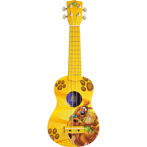 scooby doo scooby and shaggy ukulele toys. Black Bedroom Furniture Sets. Home Design Ideas