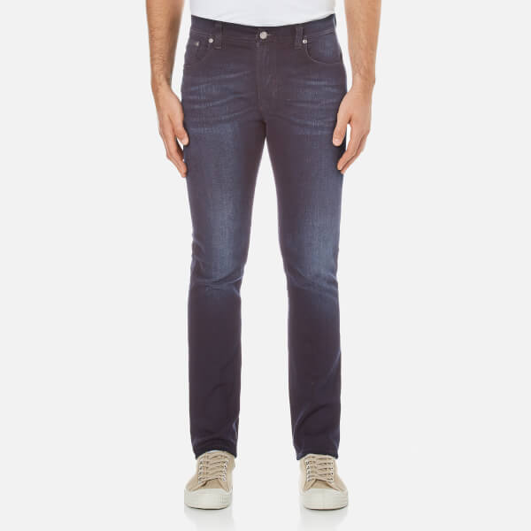 Nudie Jeans Men's Thin Finn Tight Fit Jeans - Twilight Dusk