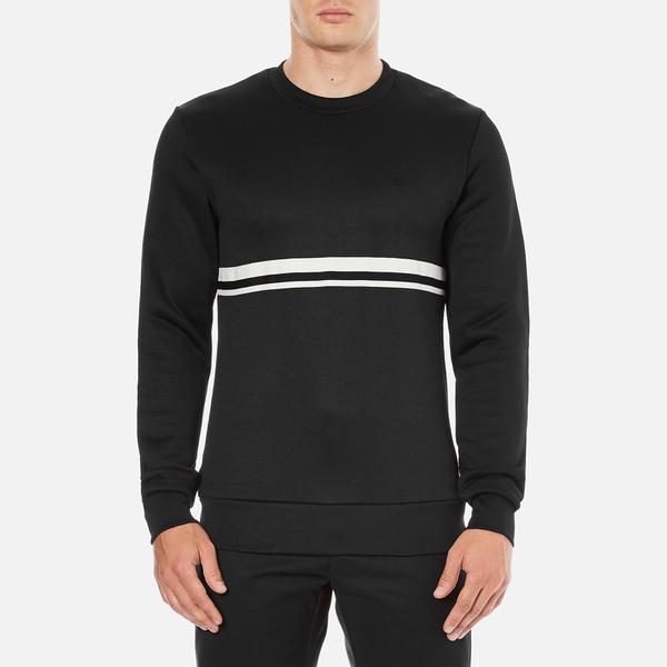 Wood Wood Men's Troy Long Sleeve Sweatshirt - Black