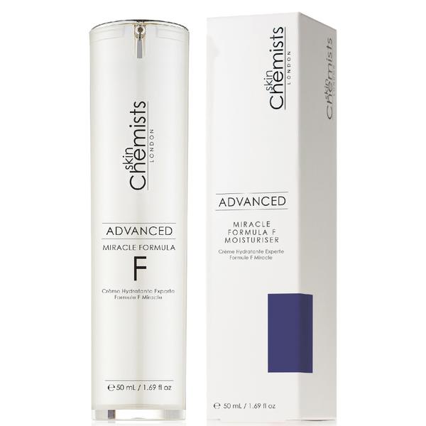 skinChemists Advanced Miracle Formula F Moisturiser 50ml