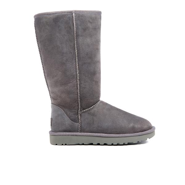 UGG Women's Classic Tall II Sheepskin Boots - Grey