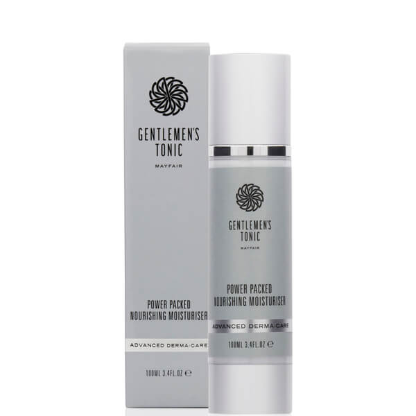 Gentlemen's Tonic Advanced Derma Care Power Packed Nourishing Moisturiser 100 ml