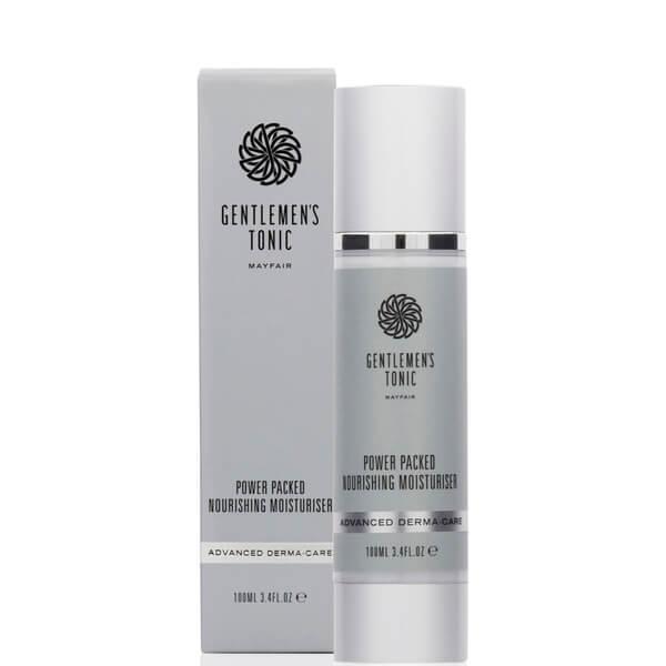 Gentlemen's Tonic Advanced Derma Care Power Packed Nourishing Moisturiser 100ml